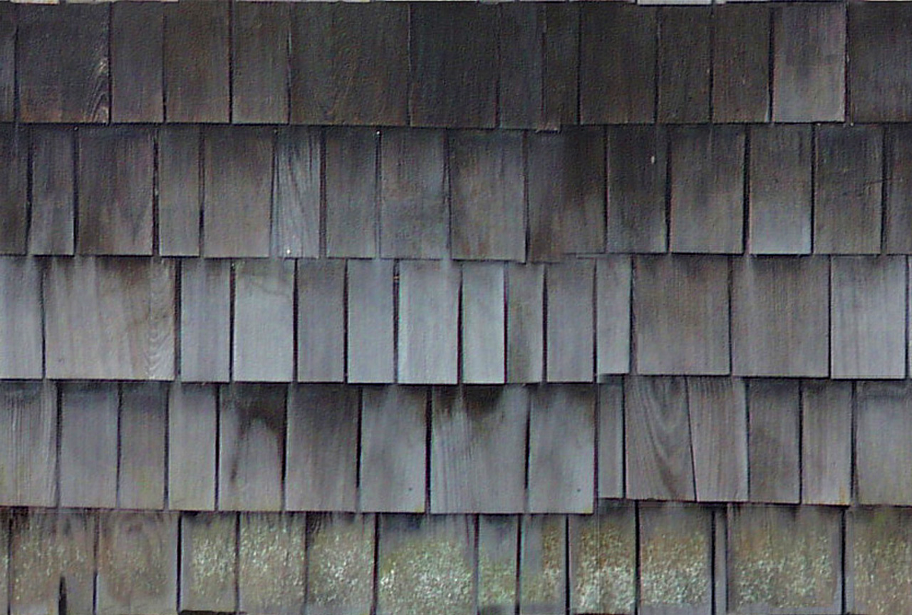 人字屋顶图片_陈旧的木头屋顶贴图贴图_3D材质库